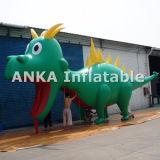 광고를 위해 옥외 거대한 팽창식 용 풍선