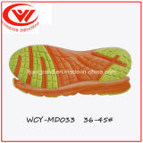 Sola da sapata de Outsole EVA de 2016 pesos leves