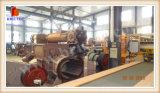آليّة طين قرميد يجعل آلة مع ضمانة وسعر جيّدة
