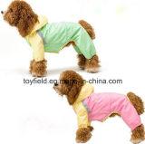 De Regenjas van de Hond van de Laag van de Kleren van het Product van de Levering van het huisdier