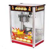 Cer genehmigte Hersteller den 8 Unze-Popporn, das Popcorn, das herstellt Maschine, Popcorn-Maschine mit Edelstahl-Potenziometer (ET-POP6E-B)