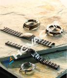 Strumentazione di titanio della metallizzazione sotto vuoto dell'oro PVD della lama della forcella del cucchiaio dell'acciaio inossidabile di Hcvac