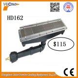 Inflamar menos sustentação infravermelha HD162 do TUV do calefator de painel do calefator de gás