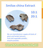 Fábrica Smilax China L. Extract Powder 10: 1