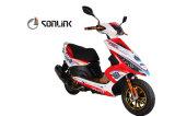 Hochgeschwindigkeitslegierungs-Rad-Motorrad der straßen-100cc (SL100T-A2)