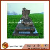 Pietra tombale naturale cinese della pietra del granito
