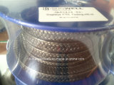 Embalagem girada grafita da fibra de Aramid com grafita (SUNWELL P303)