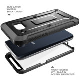 Случай 3 зажима в 1 комбинированном случае Everyproof телефона в случай гибрида края галактики S7 Samsung