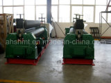 W11-6*2000mm Symmetric Plate Rolling Machine/W11 Mechanical Type 3 Rollers RollingおよびBending Machine/Pipe Forming Machine