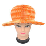 Sommer-Strand-Hut-faltbarer Papierhut und bunter Hut für Partei