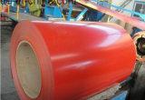 A bobina de aço Prepainted/coloriu bobina de aço galvanizada revestida (Matt PPGI/PPGL)