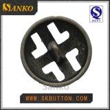 고품질 반대로 은 금속 꿰매는 단추 Sk A378
