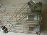 Recogida de polvo Organo de silicona galvanizado / acero / carbono filtro de acero inoxidable marco de la bolsa