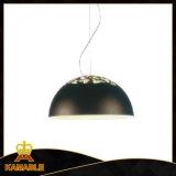 ペンダント灯(KA701S)をハングさせる現代夕食部屋アルミニウム