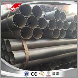 Tubi d'acciaio laminati a caldo del nero ERW di ASTM A53 gr. B fatti in Cina