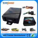 Topshine Sos 공황 단추를 가진 방수 차 GPS GSM 추적자 Mt01