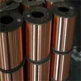 Steel inoxidable CCA Copper Clad Aluminum Wire pour rf Cable