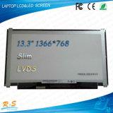 Écran LCD de la surface adjacente DEL de 13.3 bornes de pouce B133xtn01.5 Lvds 40 utilisé à l'ordinateur portatif