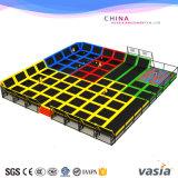 Trampolino dell'interno del trampolino di forma fisica dei bambini per strumentazione Playgraound
