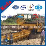 Het beste Scherm van de Zeeftrommel van de Was van de Capaciteit van de Kwaliteit Grote Gouden Minerale