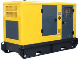 Perkins Engine 1103년 Series와 가진 60kVA Water Cooled Small Diesel Generator