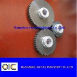 Puleggia cronometrante di alluminio ossidata dura