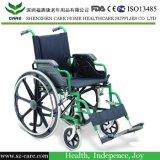 인간 환경 공학 매우 경량 수동 휠체어 (시트 폭 61)