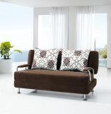 Mobilia piegante del salone della base di sofà del tessuto moderno