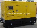 60kVA 48kw Cummins het Diesel Super Stille Type 4BTA3.9-G2 van Generator