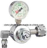Regolatore di pressione dell'ossigeno di preregolamento di indice analitico di Pin