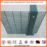 76.2X12.7mm Ineinander greifen-Zaun-Antiaufstiegs-hohes Sicherheitszaun-Gefängnis-Sicherheits-Fechten