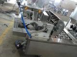 Machine remplissante de cachetage de cuvette semi automatique de yaourt de pâte pour la cuvette