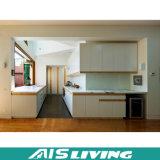Mobília decorativa Eco-Friendly dos armários da cozinha (AIS-K143)