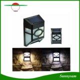 Wasserdichte Solargarten-Wand-Beleuchtung-Yard-Pfad-Zaun-Solarlampe des wand-Lampen ABS Pfad-LED helle im Freienfür Hauptflur
