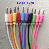 2pole Apple Mold 3.5mm Mono Cable