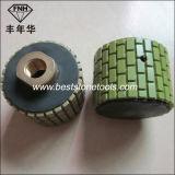 Roue de nettoyage tambour de diamant de la résine RP-54