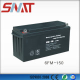 Ah bateria 150 acidificada ao chumbo para o uso Home