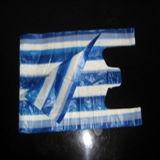 HDPE Beschikbare Plastic Gestreepte Zak