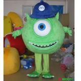 Costume талисмана характера Майк 2016 горячий персонажей из мультфильма сбывания