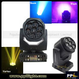 Zoom를 가진 7X15W Mini Bee Eye LED Beam Moving Head Light
