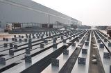 Estructura del marco de acero de la luz de la alta calidad Q345 para el taller
