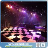 Plataforma de acrílico del suelo de baile de Dance Floor - material de madera del grano