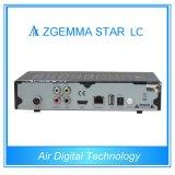 IPTVのZgemma星LCとのケーブル・テレビボックスDVB C