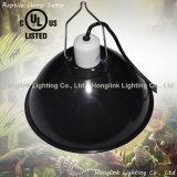 "REFLEKTOR-Reptil-Rohrschelle-Lampe des UL-Vde-Cer-10 "" Aluminium"