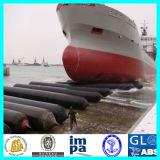 Saco hinchable marina del salvamento para el aumento de lanzamiento/de elevación de la nave/los sacos hinchables de goma de la nave