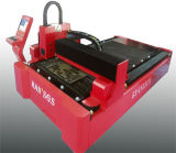preço inoxidável da máquina do laser da estaca da fibra da placa 1000With3000W de aço