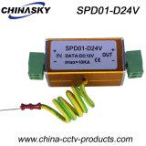 Protetor de impulso do dispositivo de proteção do relâmpago do poder superior de AC24V (SPD01-D24V)