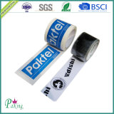 Nastro personalizzato dell'imballaggio stampato adesivo di BOPP per la pubblicità (P050)