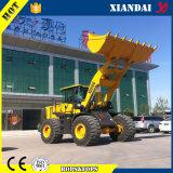 セリウムの公認の建設用機器5トンの車輪のローダーXd950g