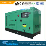 Cummins Engine Silent 80kw Diesel Generator Set
